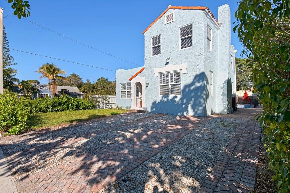 843 Upland Road  West Palm Beach FL 33401