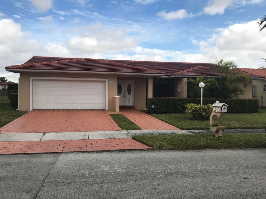 Home for sale in International Gardens Miami Florida