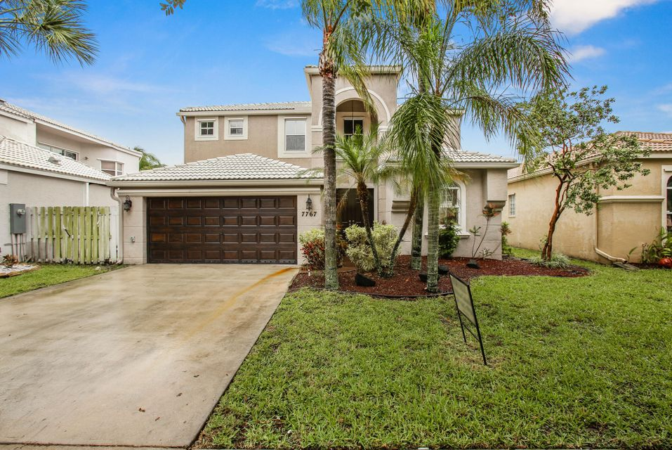 Single Family Home for Rent at 7767 Great Oak Drive 7767 Great Oak Drive Lake Worth, Florida 33467 United States