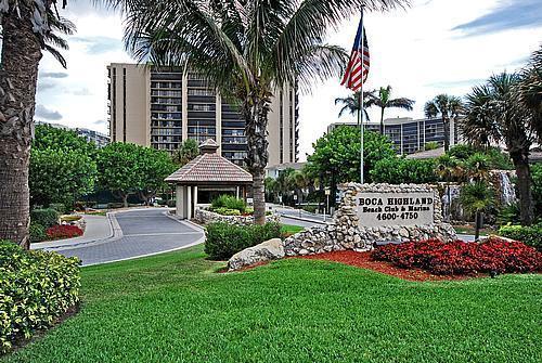 4740 S Ocean Boulevard 1112  Highland Beach FL 33487