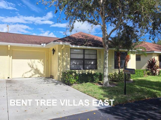 Bent Tree Villas East Condo 9850 Orchid-tree Trail