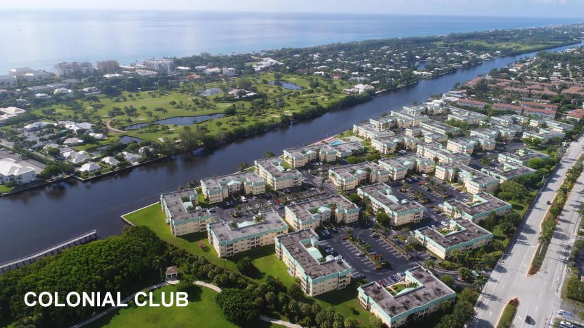 Condominium for Sale at 9 Colonial Club Drive # 300 9 Colonial Club Drive # 300 Boynton Beach, Florida 33435 United States