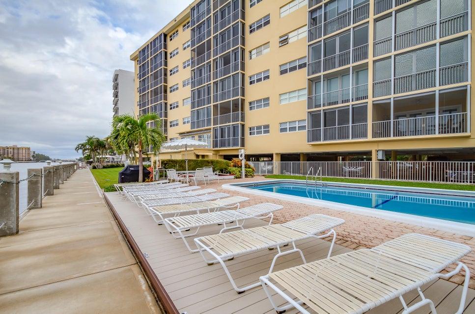 Condominium for Rent at 615 N Riverside Drive # 406 615 N Riverside Drive # 406 Pompano Beach, Florida 33062 United States