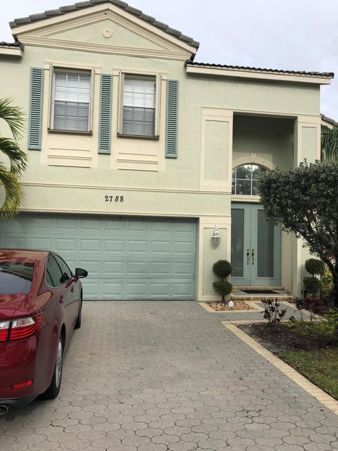 Home for sale in Olympia/shaughnessy Wellington Florida