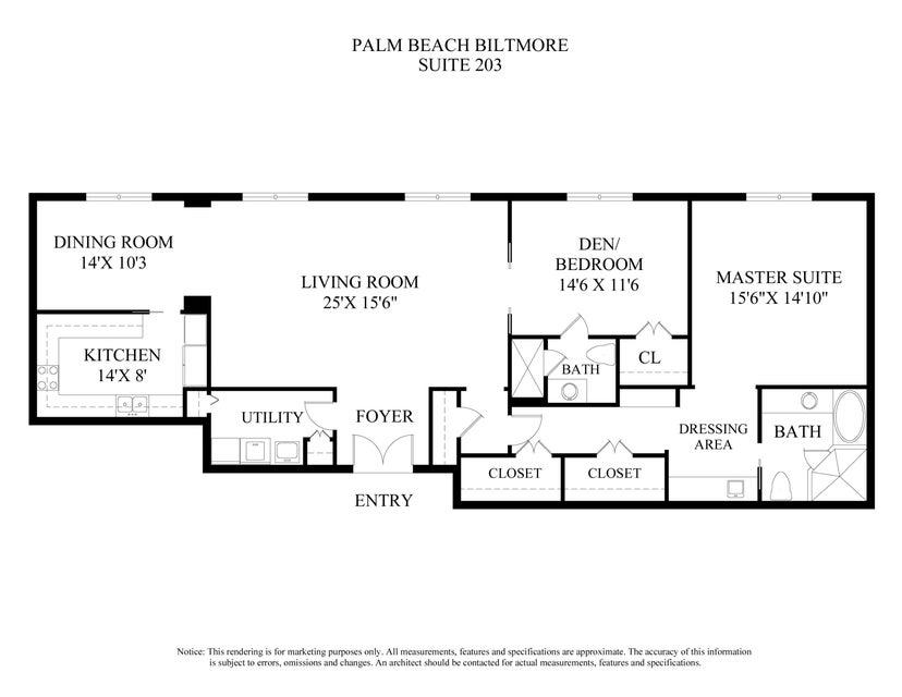 PALM BEACH BILTMORE COND UNIT 203-C