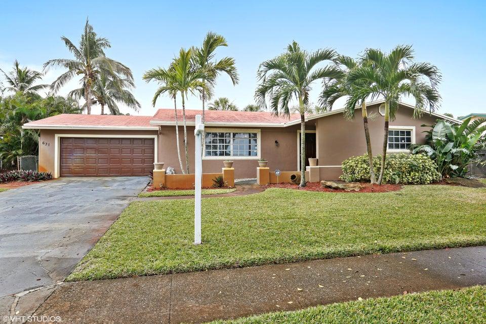 631 Palmetto Drive  Coconut Creek FL 33066