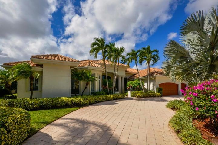 Single Family Home for Sale at 17699 Lake Estates Drive Boca Raton, Florida 33496 United States
