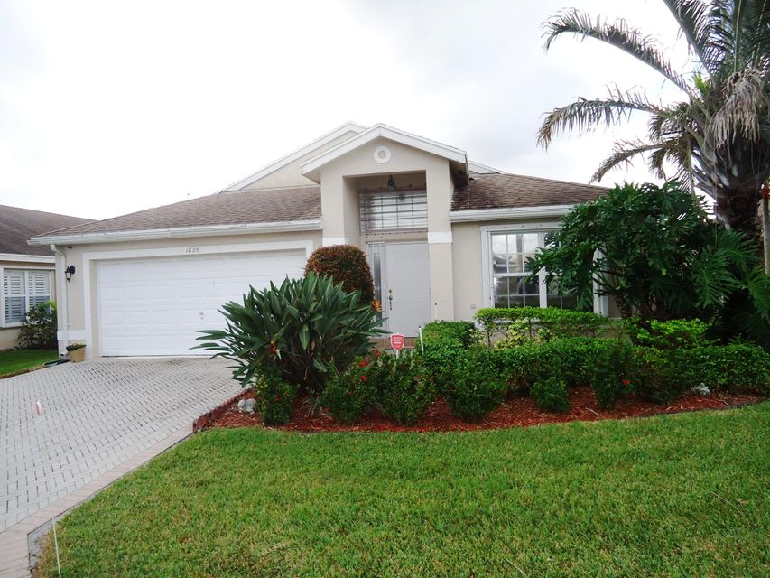 Home for sale in OLIVE TREE PAR 5D Greenacres Florida
