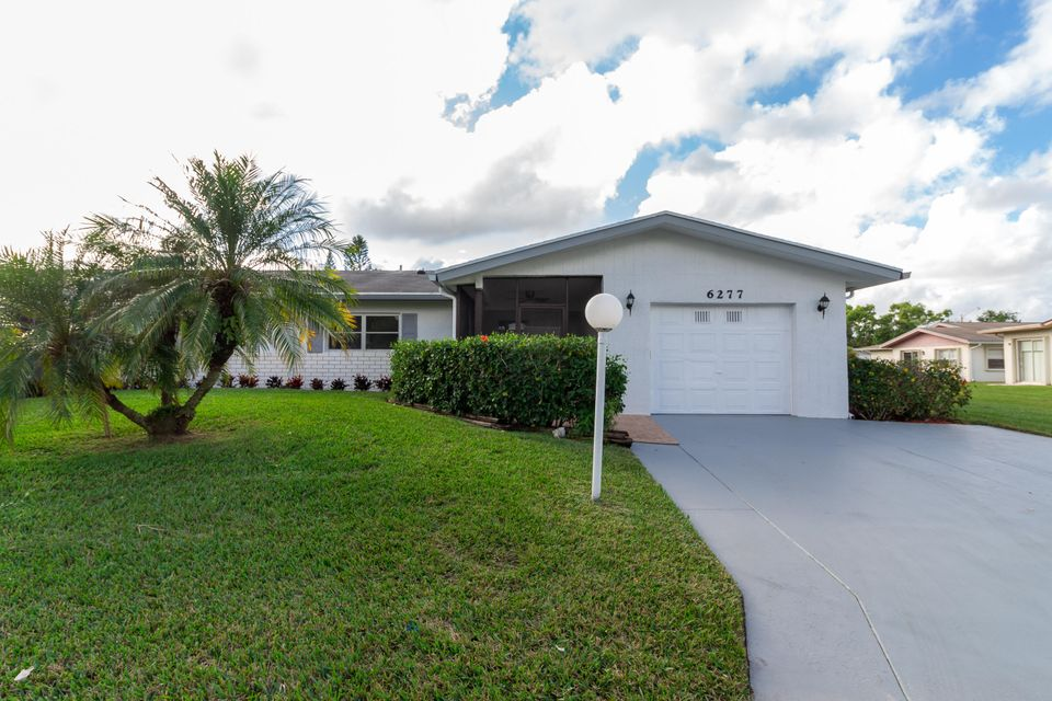 Delray Villas 6277 Overland Place