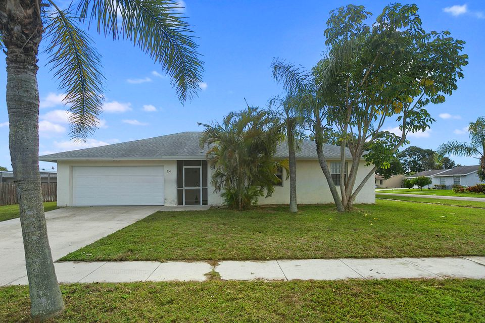 950 Orchid Drive  Royal Palm Beach FL 33411