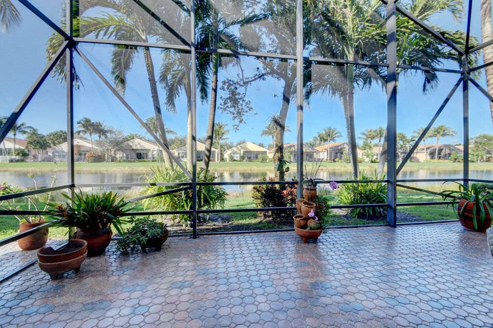 VALENCIA PALMS home 13095 Salinas Point Way Delray Beach FL 33446