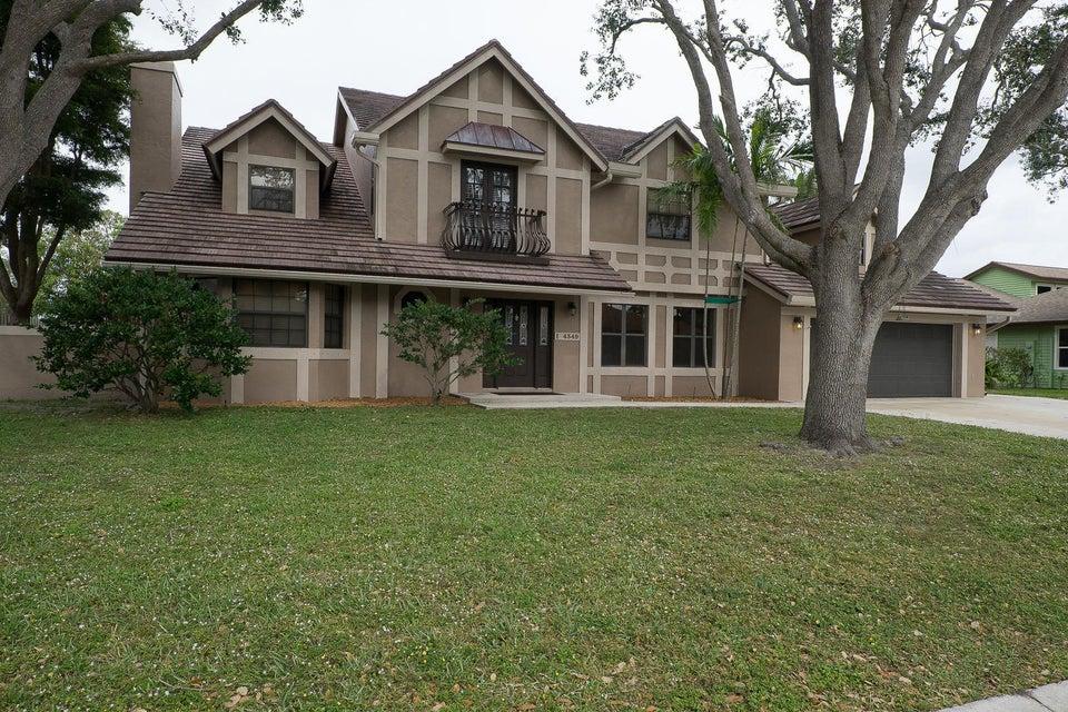 4349 Caryota Drive  Boynton Beach FL 33436