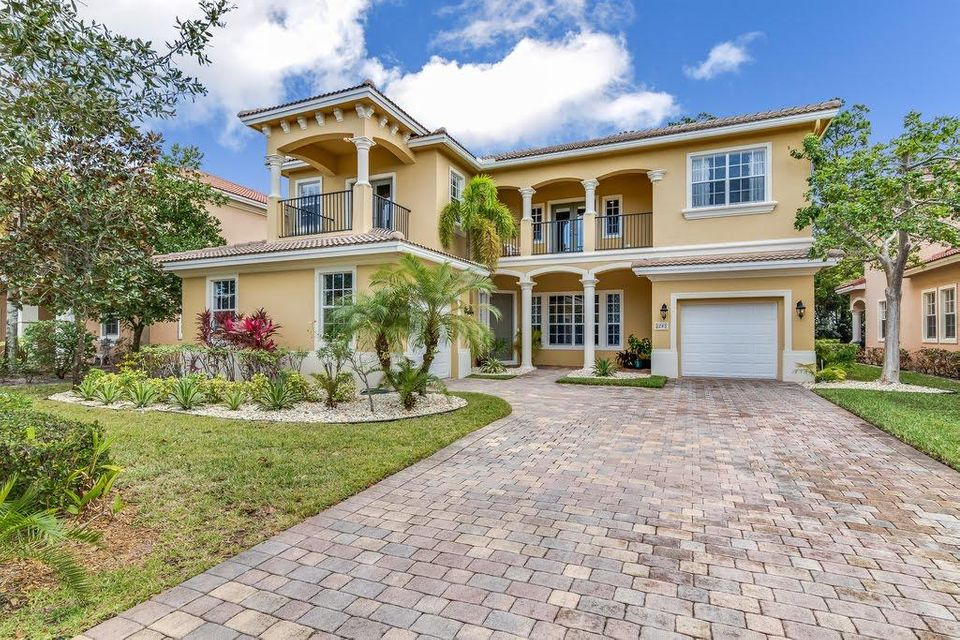 Single Family Home for Sale at 6745 Bulrush Court 6745 Bulrush Court Greenacres, Florida 33413 United States