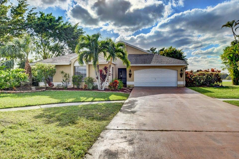 11944 Sunchase Court  Boca Raton FL 33498