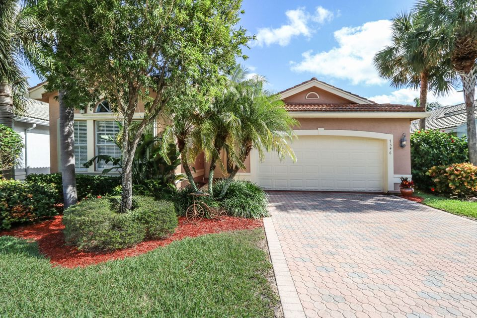 7546 Pebble Shores Terrace  Lake Worth, FL 33467