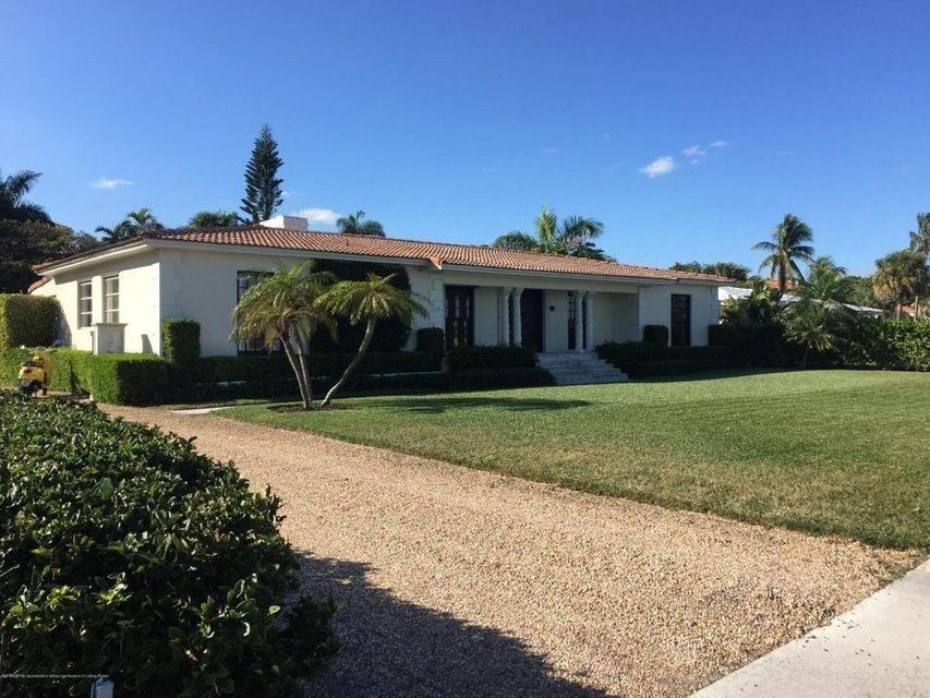 Single Family Home for Rent at 2415 S Flagler Drive 2415 S Flagler Drive West Palm Beach, Florida 33401 United States