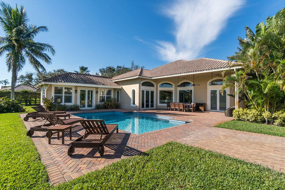 Single Family Home for Sale at 1801 Clydesdale Avenue Wellington, Florida 33414 United States