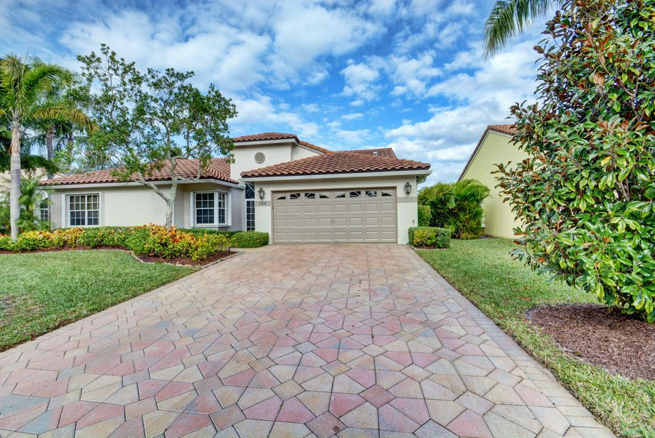 Single Family Home for Sale at 164 Egret Circle 164 Egret Circle Greenacres, Florida 33413 United States