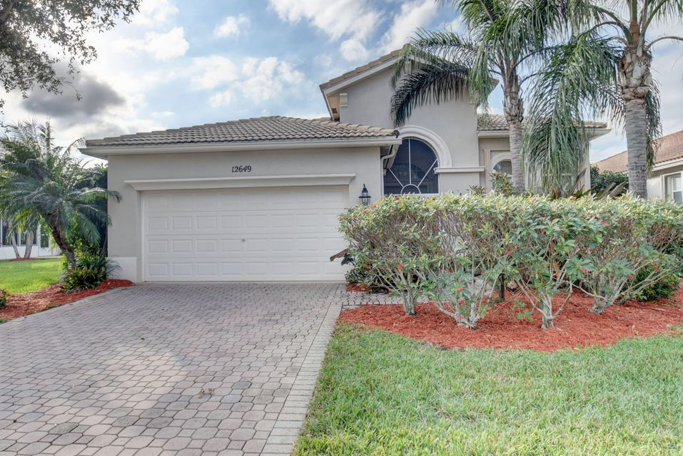 CORAL LAKES home 12649 Via Ravenna Boynton Beach FL 33436