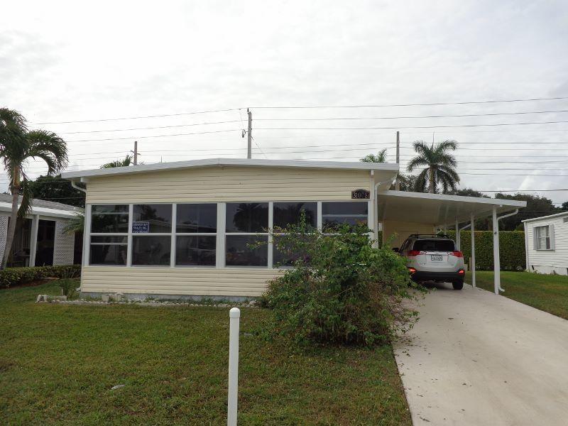 JAMAICA BAY MOBILE HOME CO OP home 31008 Bahia Bay Boynton Beach FL 33436