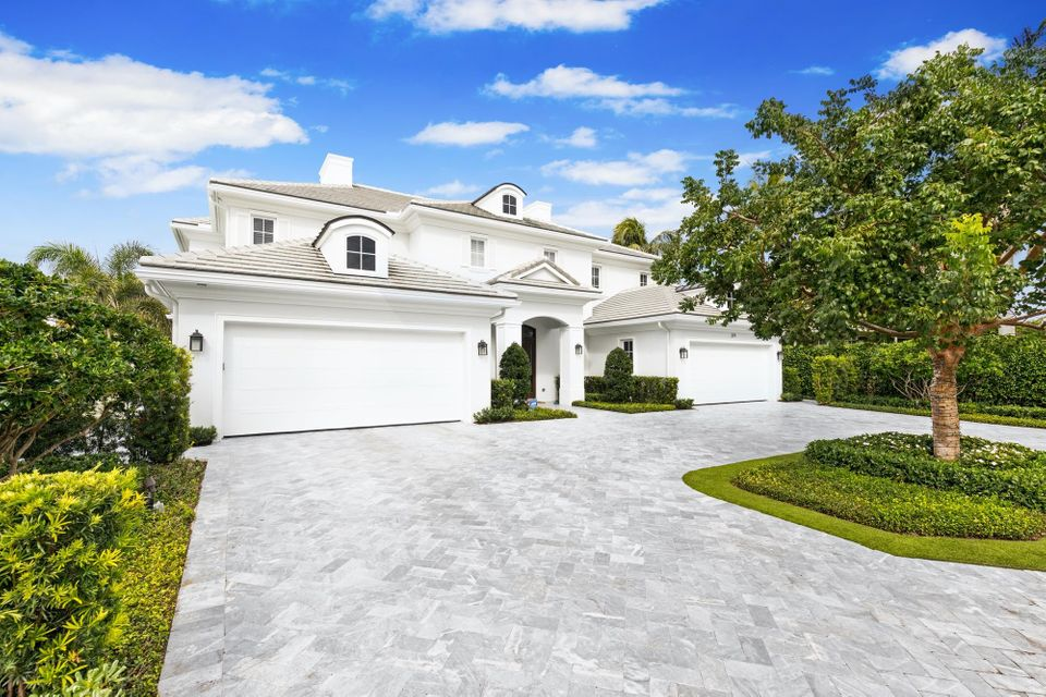 Single Family Home for Sale at 379 S Maya Palm Drive Boca Raton, Florida 33432 United States