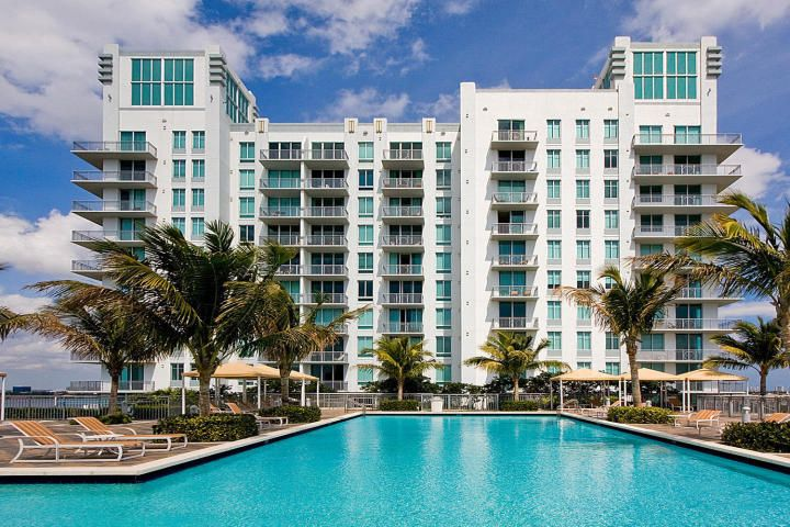 Condominium for Sale at 300 S Australian Avenue # 1210 300 S Australian Avenue # 1210 West Palm Beach, Florida 33401 United States