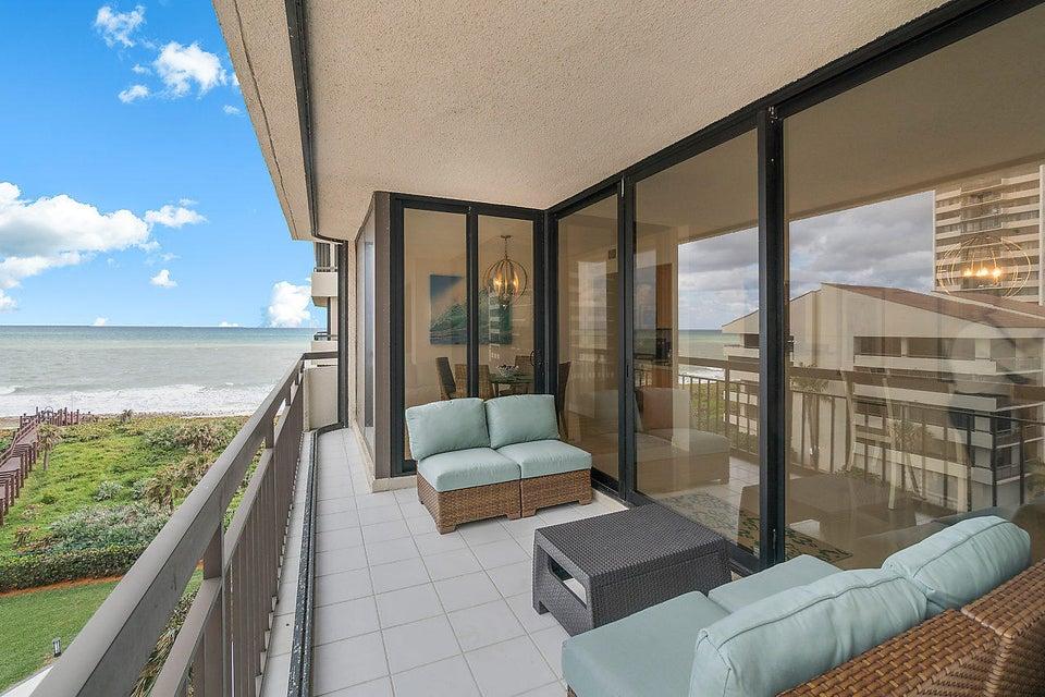 Condominium for Rent at 4000 N Ocean Drive # 503 4000 N Ocean Drive # 503 Singer Island, Florida 33404 United States
