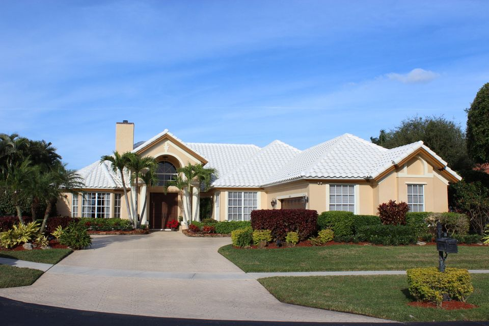 Single Family Home for Rent at 2018 Henley Place 2018 Henley Place Wellington, Florida 33414 United States