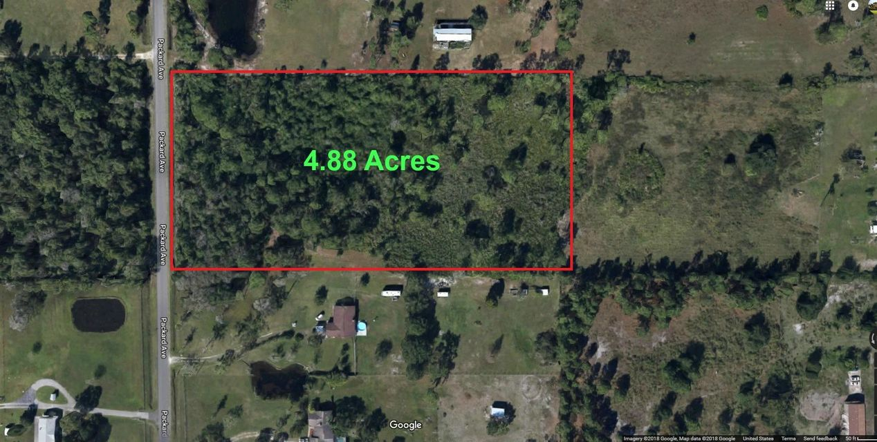 Land for Sale at Lot 38 Packard Avenue Lot 38 Packard Avenue St. Cloud, Florida 34772 United States