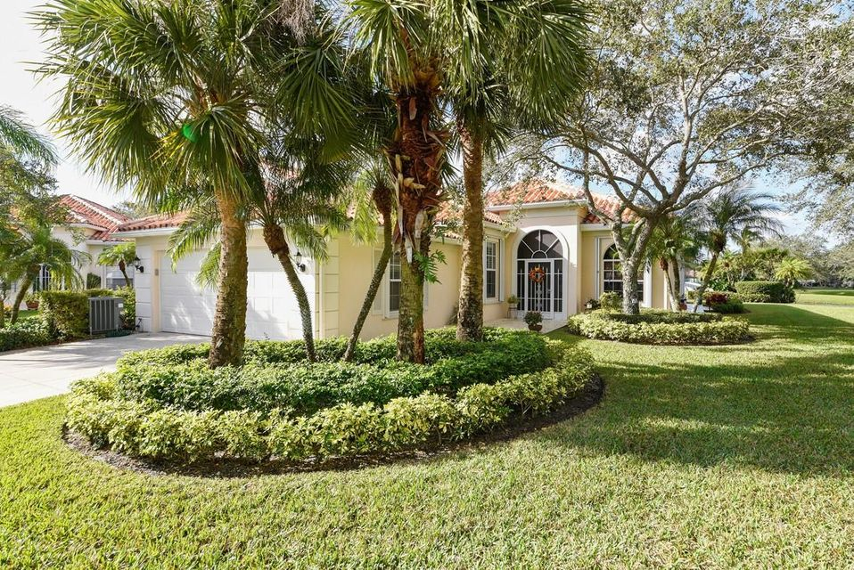 Single Family Home for Sale at 2515 Kittbuck Way West Palm Beach, Florida 33411 United States