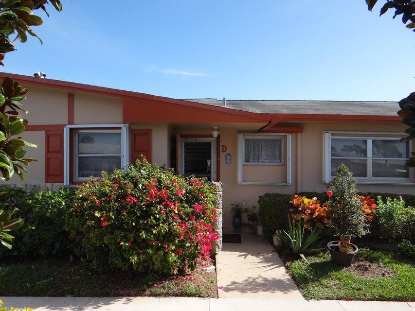 2965 Crosley Drive D  West Palm Beach, FL 33415