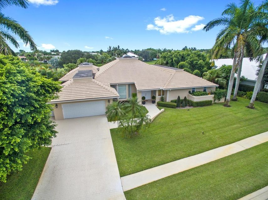 Single Family Home for Sale at 4431 Bocaire Boulevard 4431 Bocaire Boulevard Boca Raton, Florida 33487 United States