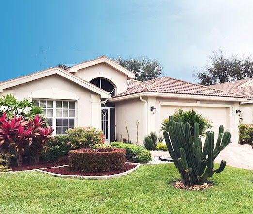 VALENCIA FALLS home 7307 Cortes Lake Drive Delray Beach FL 33446