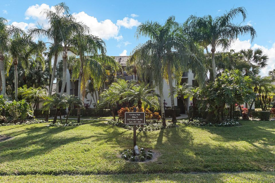 Condominium for Sale at 13274 Polo Club Road # B301 13274 Polo Club Road # B301 Wellington, Florida 33414 United States