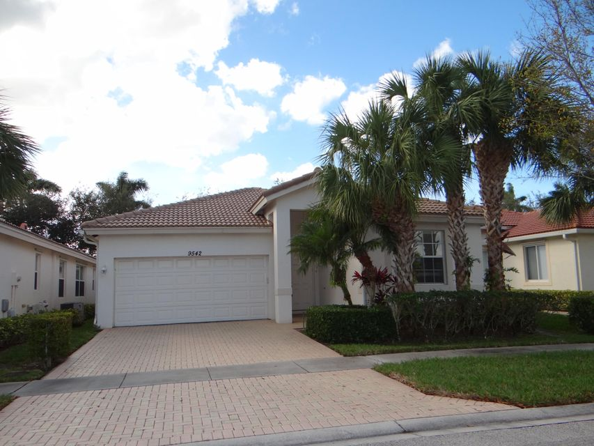 Single Family Home for Sale at 9542 Sandpiper Lane 9542 Sandpiper Lane West Palm Beach, Florida 33411 United States