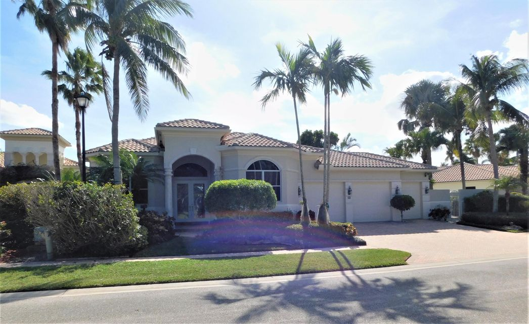 54 Island Drive  Boynton Beach FL 33436