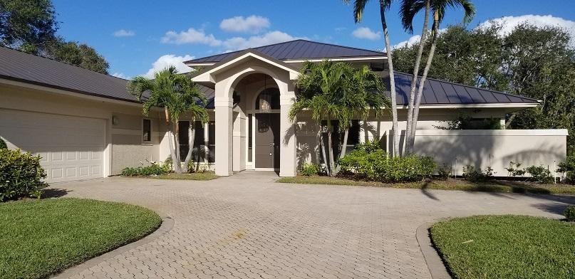 Single Family Home for Sale at 6385 SE Baltusrol Terrace Stuart, Florida 34997 United States