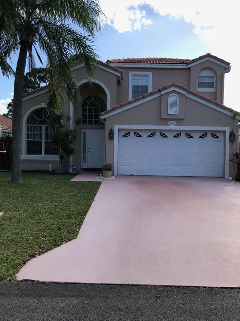 Home for sale in Village Of Woodlake Greenacres Florida