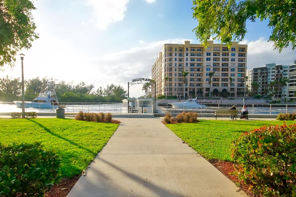 1210 N Riverside Drive  is listed as MLS Listing RX-10397218 with 23 pictures