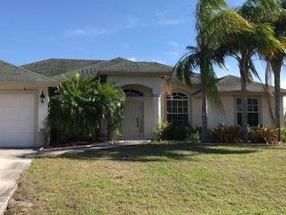 Single Family Home for Sale at 241 SW South Quick Circle Port St. Lucie, Florida 34953 United States