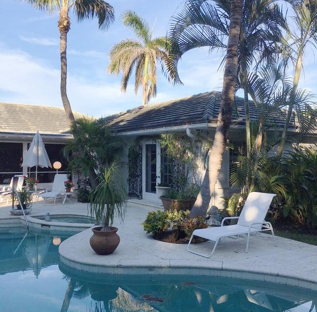 Single Family Home for Sale at 224 Via Marila Palm Beach, Florida 33480 United States