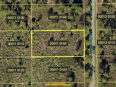 Single Family Home for Sale at 1205 Grant Avenue 1205 Grant Avenue Lehigh Acres, Florida 33972 United States