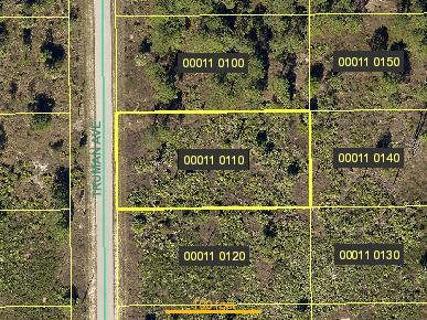 Single Family Home for Sale at 1204 Truman Avenue 1204 Truman Avenue Lehigh Acres, Florida 33972 United States