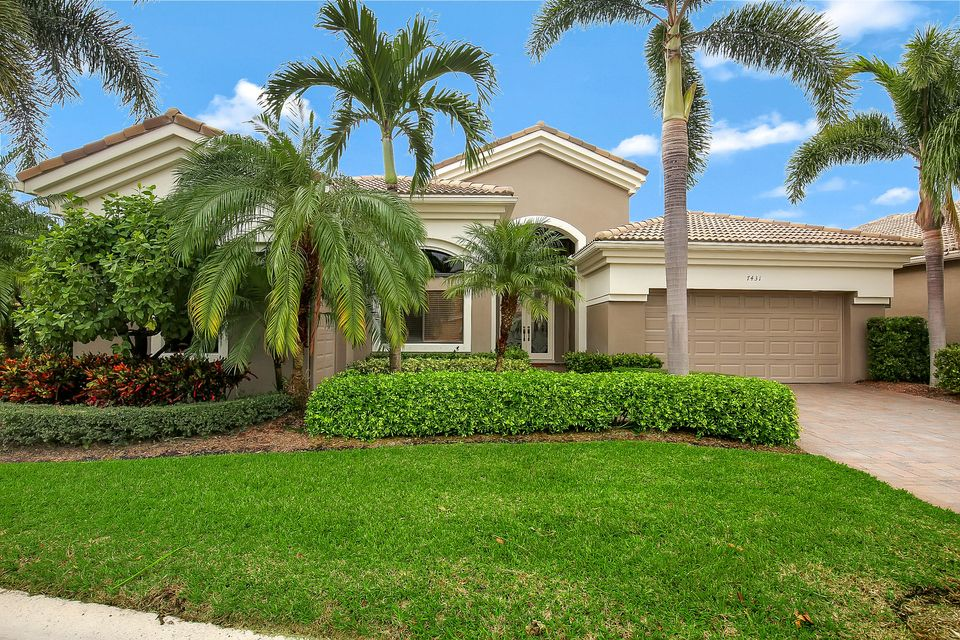 7431 Blue Heron Way  West Palm Beach, FL 33412 photo 1