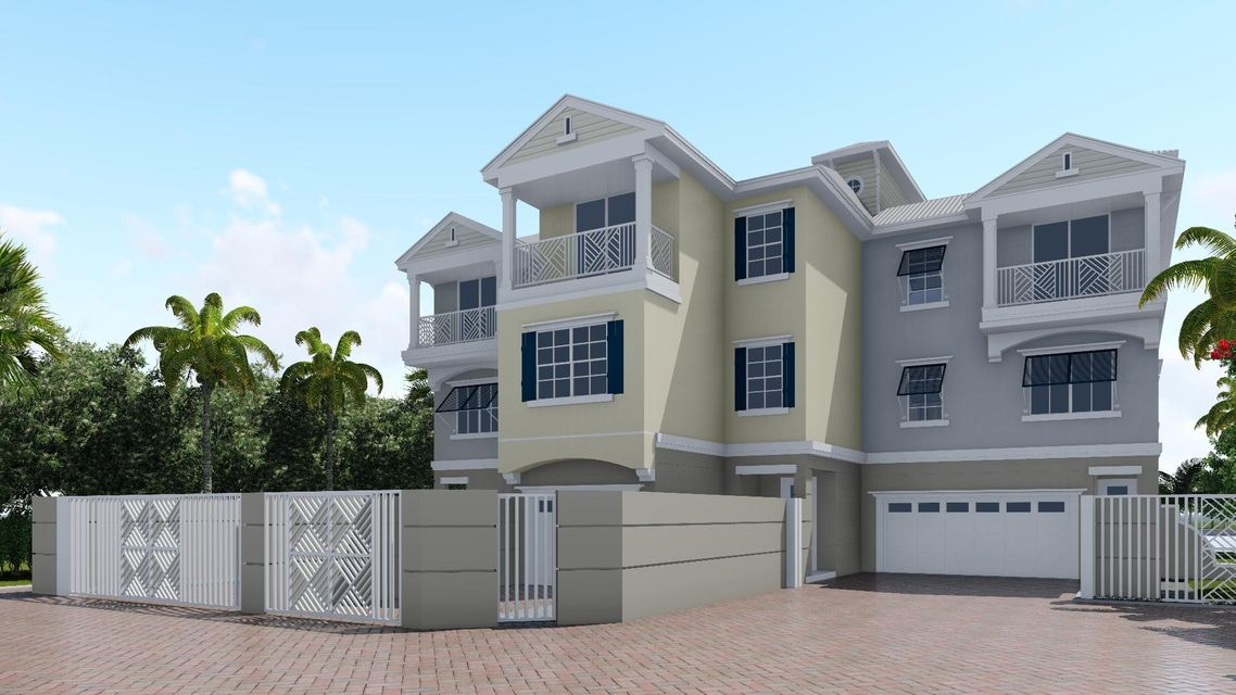 Townhouse for Sale at 1051 Harbor Villas Dr North Palm Beach, Florida 33408 United States