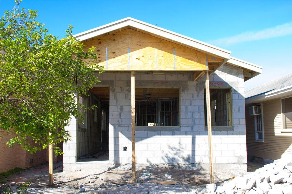 Single Family Home for Sale at 313 N M Street 313 N M Street Lake Worth, Florida 33460 United States