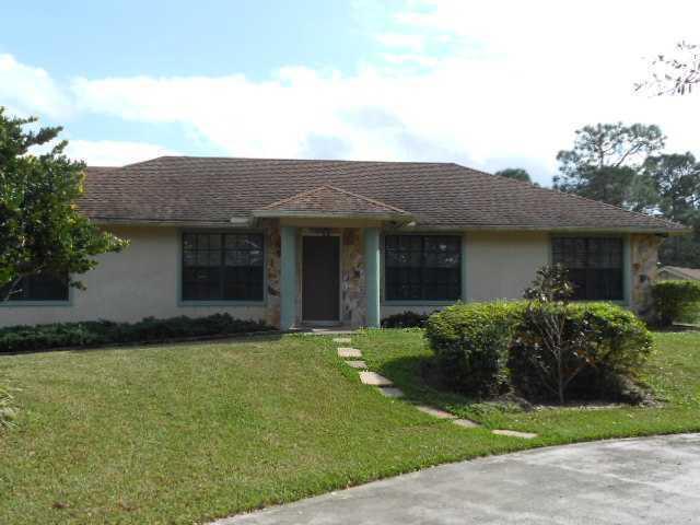Single Family Home for Sale at 1900 SE Ranch Road Jupiter, Florida 33478 United States