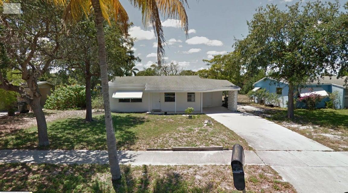 Single Family Home for Sale at 1646 NE 3rd Avenue 1646 NE 3rd Avenue Delray Beach, Florida 33444 United States