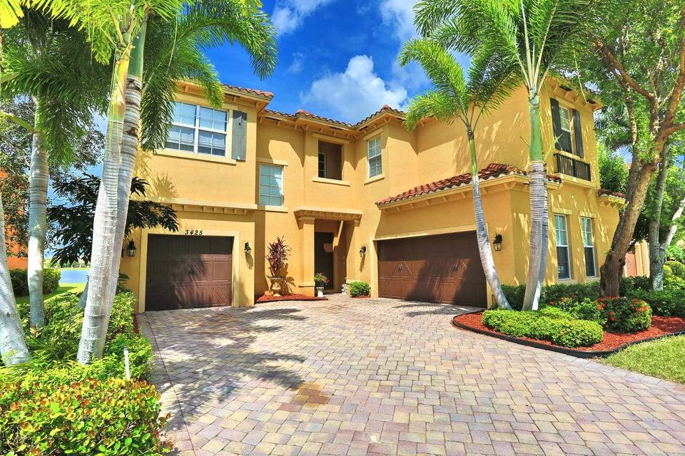 Single Family Home for Sale at 3425 Vanderbilt Drive Wellington, Florida 33414 United States