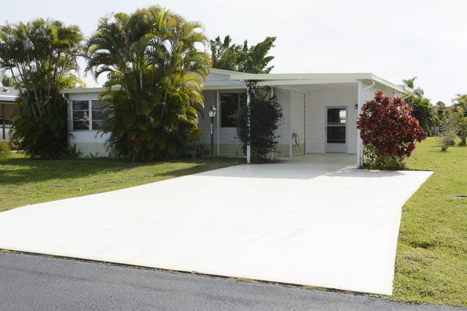 Mobile / Manufactured for Sale at 2664 SW Pontiac Place Stuart, Florida 34997 United States
